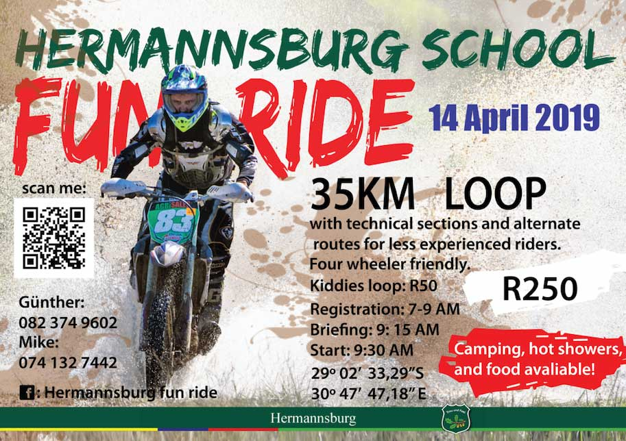 Hermannsburg Funduro 2019