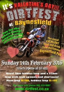 Baynesfield Dirtfest 2016