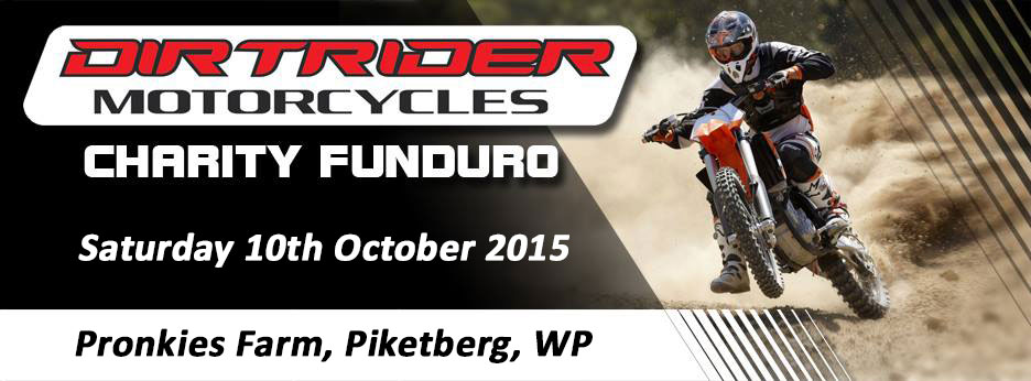 dirtrider 2015 charity funduro