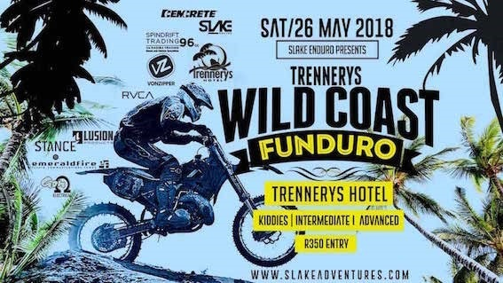 Wild Coast Funduro 2018